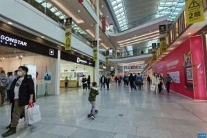 北京商场客流康复至约四成线上营销将成疫后常态