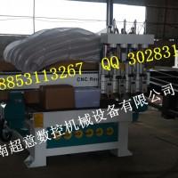 雕刻机板式家具生产线   四工序自动换刀 济南超意数控**