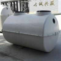金悦  小型家用化粪池  2.5立方玻璃钢化粪池  玻璃钢模压化粪池成品
