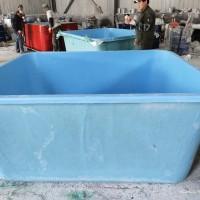 荆门 玻璃钢水产养殖池万诚 玻璃钢育苗池 玻璃钢复合材料水池 玻璃钢防腐蓄水池 性能优异 价格实惠