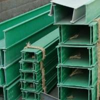 供应玻璃钢电缆槽 玻璃钢电缆槽盒 玻璃钢电缆沟桥架   **价廉